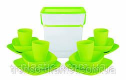 Набор посуды: Пикник + Мороженица, фото 3