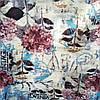 Мебельная ткань флок антикоготь производитель Канада ширина флока 150 см сублимация 6128