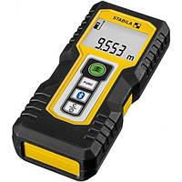 Лазерный дальномер STABILA Type LD 250 диапазон измерения 0,2-50 м, 4 функции Bluetooth® Smart 4