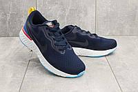 Весенние мужские кроссовки Nike React Качество на высшем уровне Прочная ткань Мощную подошва Код: КГ7870