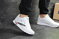 Мужские кроссовки Reebok белые / кроссовки мужские Рибок