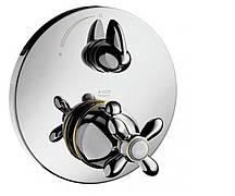 Axor Carlton Термостат с запорным вентелем, встраиваемый
