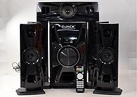 Система акустическая 5.1 Djack DJ-405 80 Вт музыкальная акустика Bluetooth FM-радио