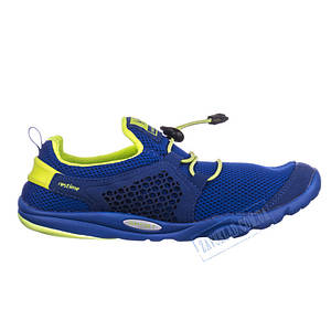 Кроссовки синие Restime WWL14706