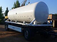 Танк-контейнер для транспортировки СУГ, сжиженного газа, пропан-бутан