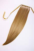 Шиньоны на ленте №1.цвет пшенично-золотистый