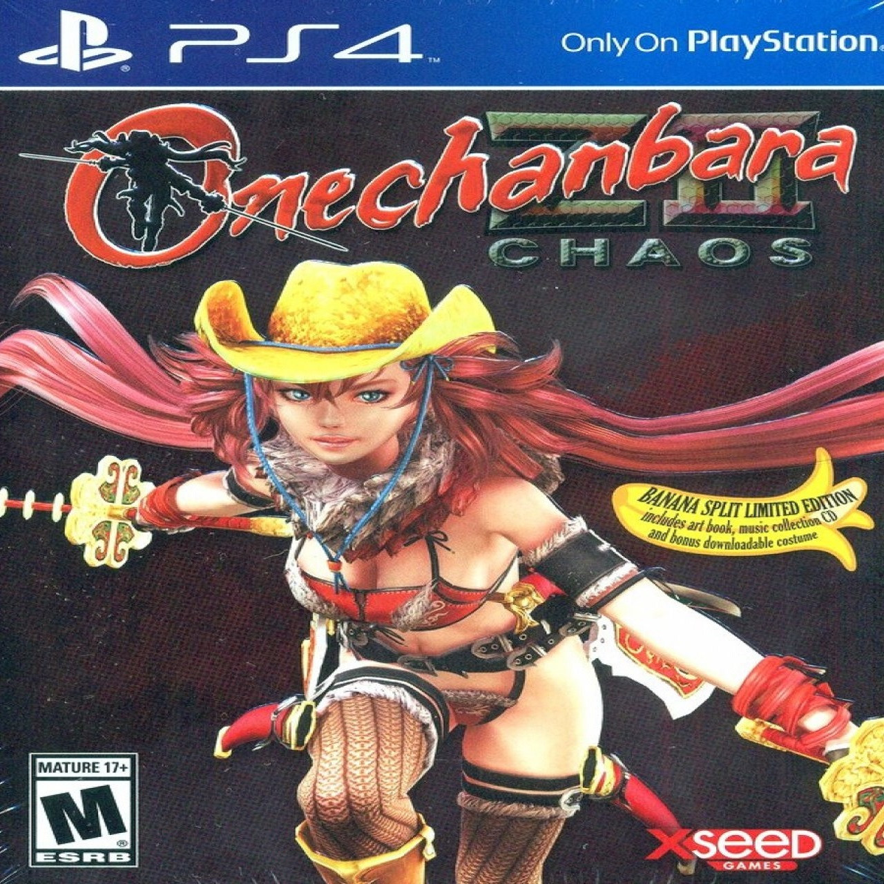 Onechanbara Z2 Chaos (англійська версія) PS4 (Б/В)