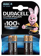 Батарейка Duracell LR 03 Ultra 4шт/бл