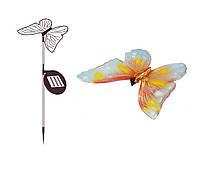 """Садовый светильник """"Бабочка"""", на солнечной батарее, без аккумулятора (FE-002)"""