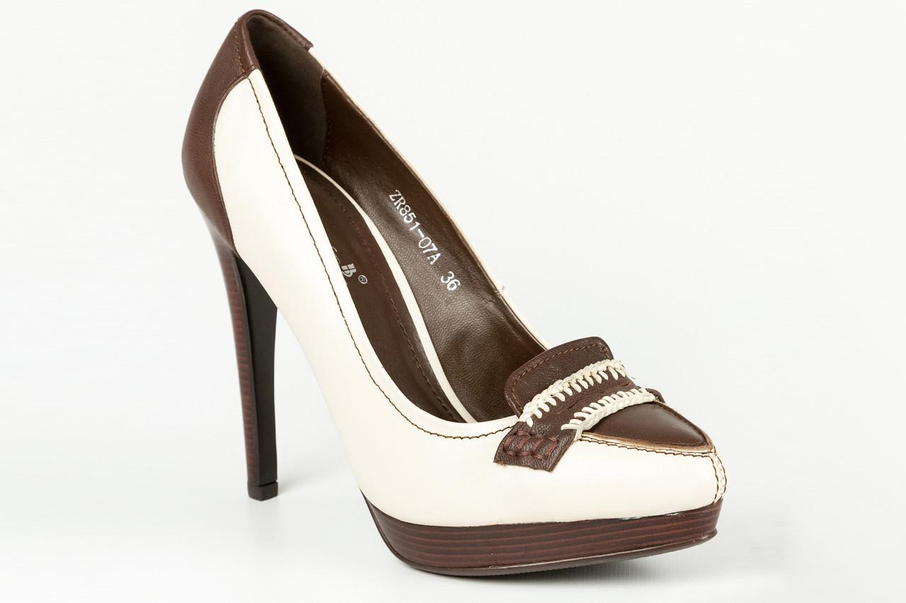 Туфлі жіночі Big Rope-ZR851-07A знижка