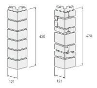 Угол наружный VOX Solid Brick/Solid Stone 0,42м