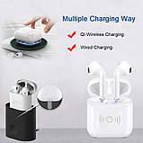Пластиковий Кейс для Apple AirPods з можливістю бездротової зарядки Захисний чохол Wireless Charging Case, фото 2