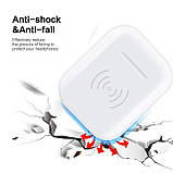 Пластиковий Кейс для Apple AirPods з можливістю бездротової зарядки Захисний чохол Wireless Charging Case, фото 10