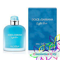 Мужская туалетная вода Dolce & Gabbana Light Blue Intense Pour Homme