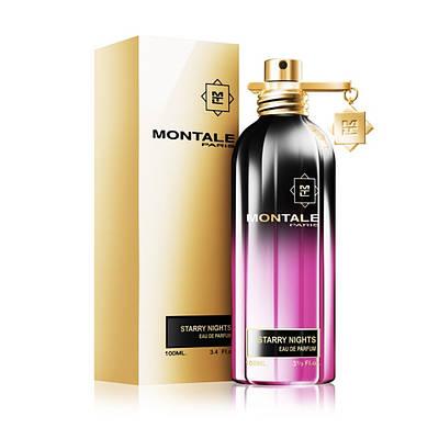 Цветочно-пудровый аромат с пачули MONTALE Starry Nights 100ml (Монталь Старри Найт) парфюмированная вода