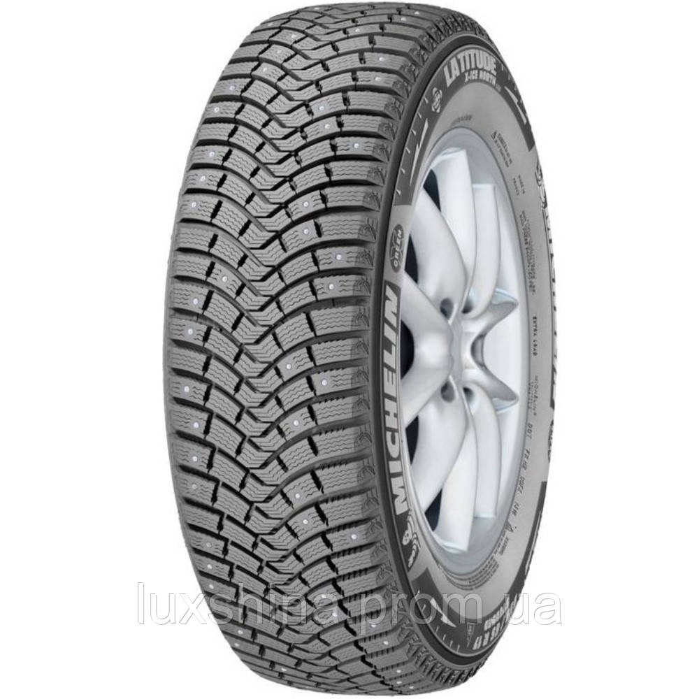 275/45 R21 [110] T X-ICE NORTH 4 шип - MICHELIN