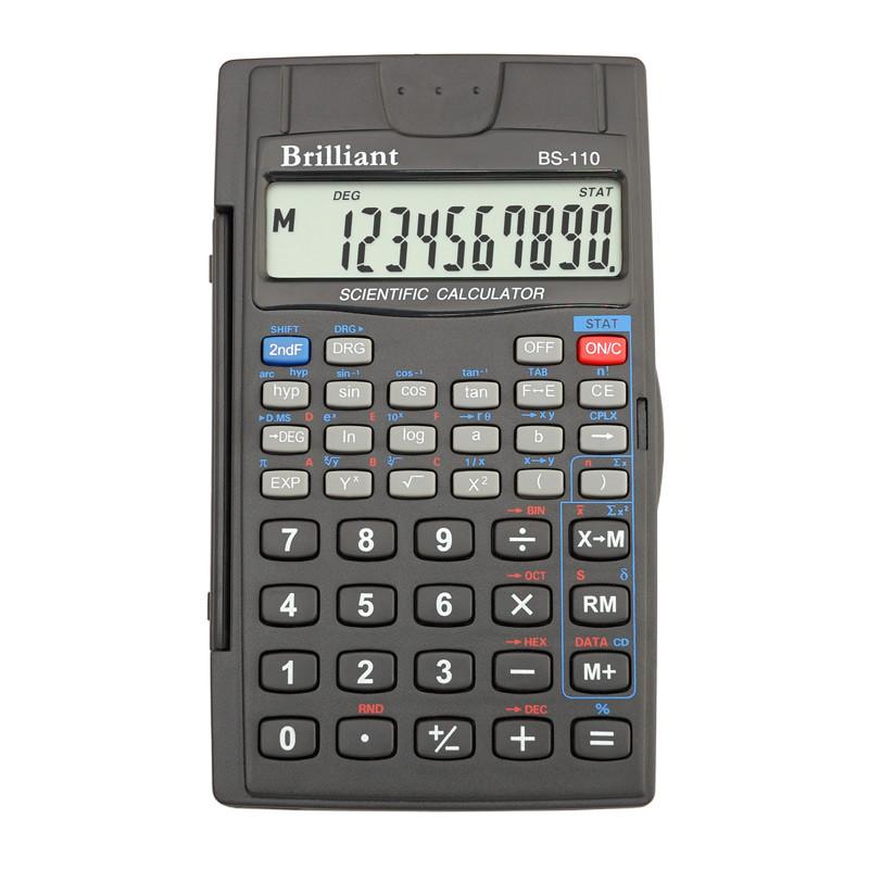 Калькулятор Brilliant BS 110 инженерный