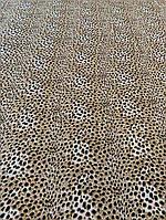 Ткань леопардовый шифон