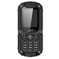 Мобільний телефон Sigma X-treme IT67 Black-Orange Презентаційна модель