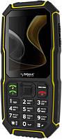 Смартфон Sigma mobile X-treme ST68 Black-Yellow. Гарантия в Украине 1 год!