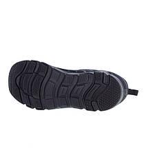 Женские кроссовки Restime PWB19355 Black, черные, сетка, фото 3