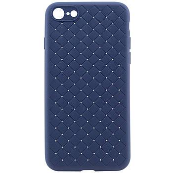 "TPU чехол SKYQI стеганый для Apple iPhone 7 / 8 (4.7"")"