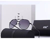 Мужские солнцезащитные очки в стиле Montblanc (713) , фото 1