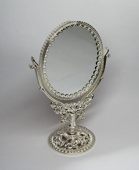 Зеркало на ножке настольное в подарок