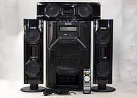 Акустика 3.1 DJACK DJ-X3L 100W USB FM-радио Bluetooth комплект акустики музыкальные колонки