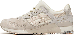 Мужские кроссовки Asics Gel-Lyte III Blush Pack Slight-White/Whisper Pink H62SL-9921