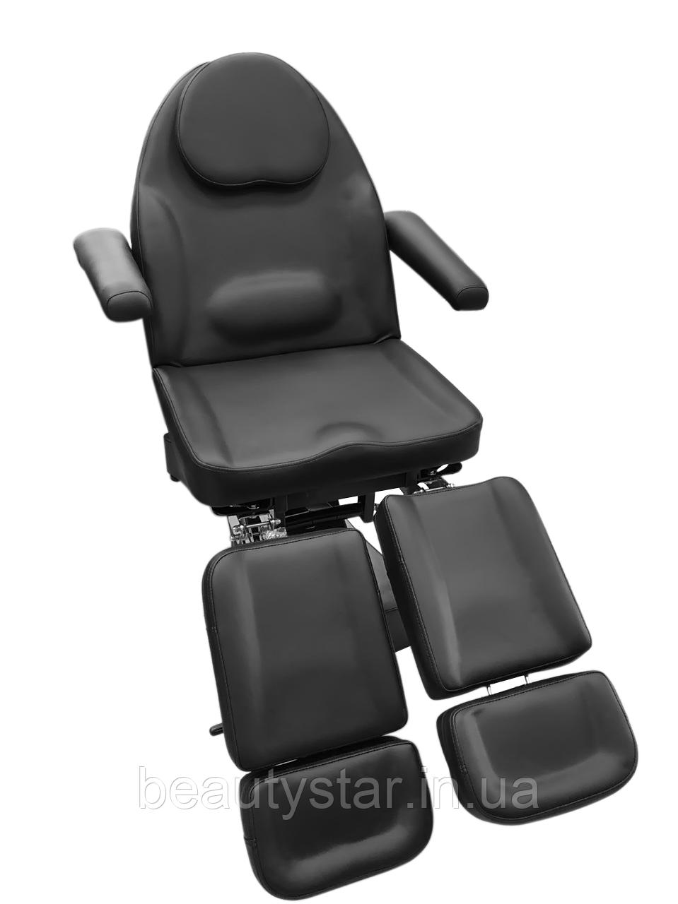 Крісло кушетка для педикюру 2222 (СН-2Н 2)