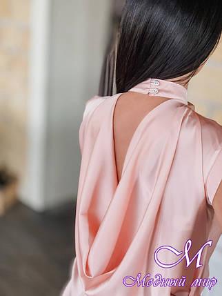 Женская нарядная туника большого размера (р. 42-58) арт. Фелис, фото 2