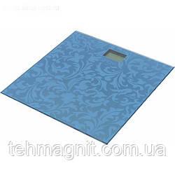 Весы напольные электронные Sinbo SBS4430 Синие