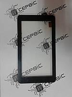 """Тачскрін (сенсор) з рамкою для планшета 7"""" YJ739FPC-V0 30 pin"""