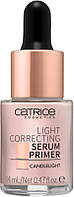 Праймер-сыворотка Catrice Light Correcting Serum Primer 010 Candlelight