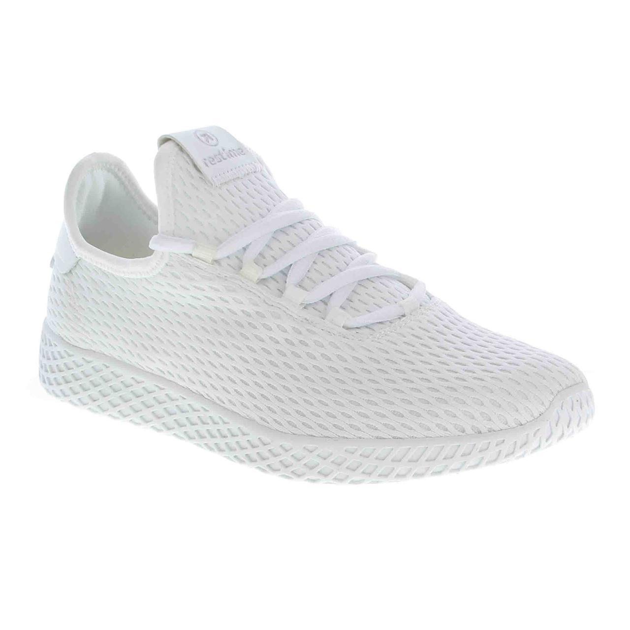 Летние кроссовки Restime PWL19169 White, сетка