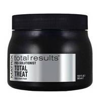 Крем-маска для питания волос Matrix Total Results Pro Solutionist Total Treat 500ml