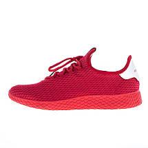 Мужские кроссовки Restime, сетка, красные PML19169 RED-WHITE, фото 3