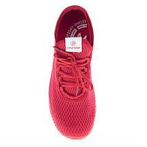 Мужские кроссовки Restime, сетка, красные PML19169 RED-WHITE, фото 2