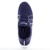Мужские синие кроссовки сетка Restime UMB19123 NAVY, фото 2