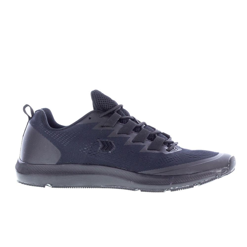 Мужские летние черные кроссовки Restime UMB19743 BLACK