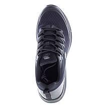 Мужские летние черные кроссовки Restime UMB19743 BLACK, фото 2
