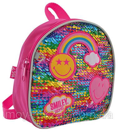 """Рюкзак детский  K-25 """"Rainbow"""" «YES» 556507, фото 2"""