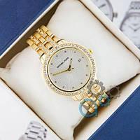 Часы Женские Michael Kors SSB-1016-0496  (Мишель Корс) золотистый браслет\ жіночий годинник