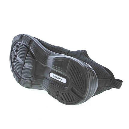 Летние кроссовки Restime PWB19811 Black, сетка, фото 2