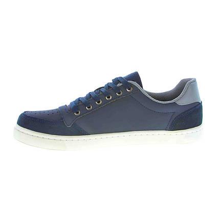 Мужские синие кроссовки Restime PMB19336 Navy, фото 2