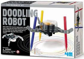 Набор для творчества 4M Робот-художник (00-03280) Набір для творчості 4M Робот-художник (00-03280)