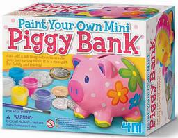 Набор для творчества 4M Копилка Свинка (00-04505) Набір для творчості 4M Скарбничка Свинка (00-04505)