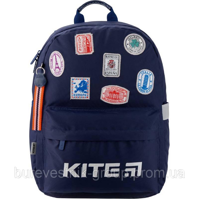 78032c186239 Рюкзак ортопедический школьный Kite