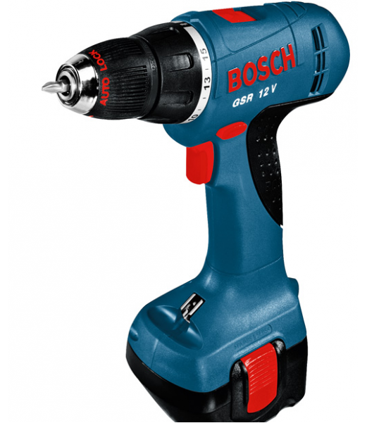 Шуруповерт Bosch GSR 12 V